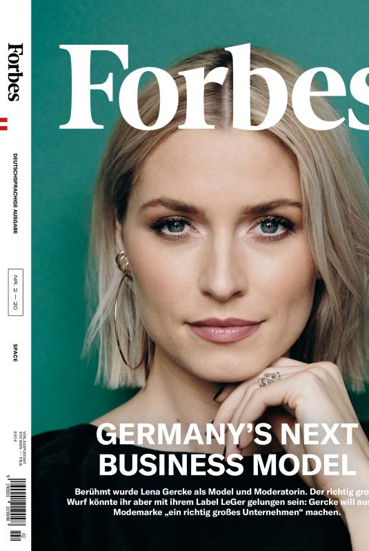 LENA GERCKE in Forbes Magazine, February 2020