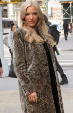 LENNON STELLA Arrives at Build Series in New York 03/11/2020