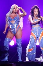 LITTLE MIX Performs at Grls Festival in Sao Paulo 03/08/2020