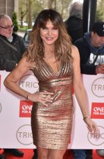 LIZZIE CUNDY at Tric Awards 2020 in London 03/10/2020