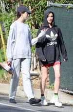 MARGARET and RAINEY QUALLEY Out in Beverly Hills 03/19/2020
