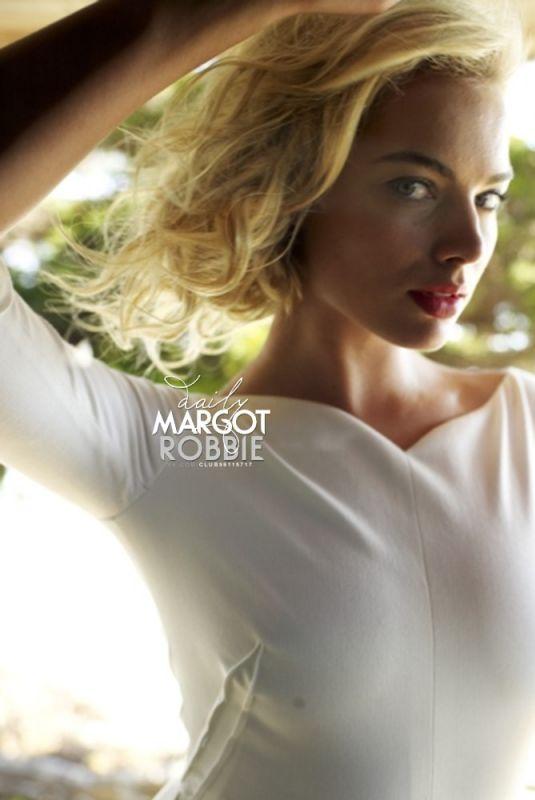 MARGOT ROBBIE for Glamour Magazine, 2013