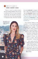 MARGOT ROBBIE in Live Magazine, February 2020