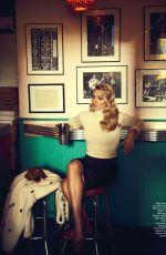 MARGOT ROBBIE in Vogue Magazine, Australia 2013