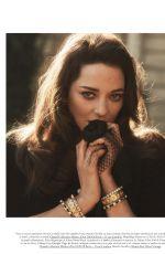 MARION COTILLARD in Vogue Magazine, France April 2020