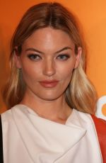 MARTHA HUNT at Montblanc MB 01 Smart Headphones & Summit 2+ Smart Watch Launch Party in New York 03/10/2020