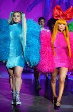 MEGHAN TRAINOR at 2020 Christian Cowan x Powerpuff Girls Runway Show in Hollywood 03/08/2020