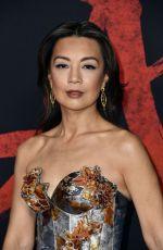 MING-NA WEN at Mulan Premiere in Hollywood 03/09/2020