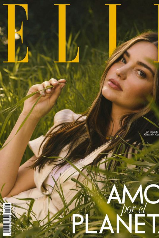 MIRANDA KERR in Elle Magazine, Spain April 2020