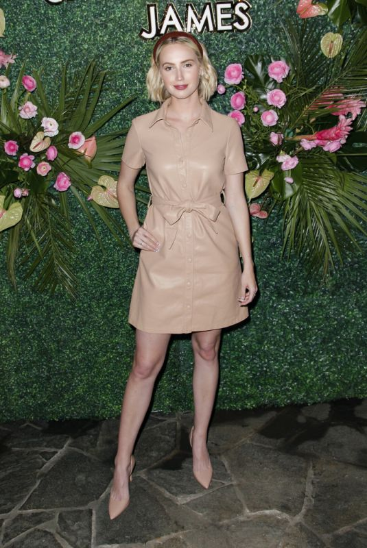 MOLLY MCCOK at Uncommon James SS20 Launch Party in West Hollywood 03/05/2020