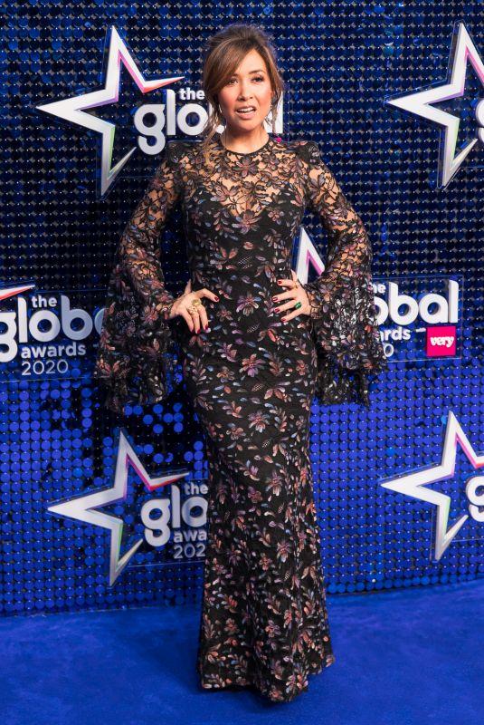 MYLEENE KLASS at Global Awards 2020 in London 03/05/2020