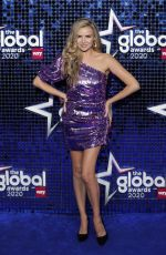 NADINE COYLE at Global Awards 2020 in London 03/05/2020