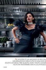 NAOMI SCOTT in Elle Magazine, Italy March 2020