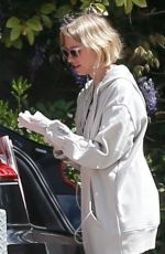NAOMI WATTS Out Shopping in Los Angeles 03/25/2020