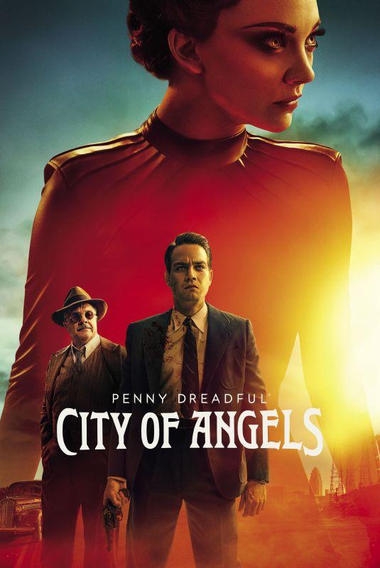 NATALIE DROMER – Penny Dreadful: City of Angels Promos, 2020