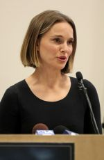 NATALIE PORTMAN at Make March Matter Fundraising Campaign Kick-off in Los Angeles 03/02/2020