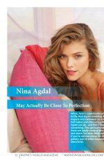 NINA AGDAL in Wayne