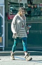 PARIS JACKSON at a Gas Station in Los Angeles 03/21/2020