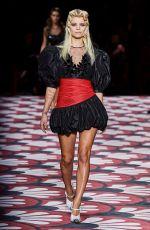 PIXIE GELDOF at Miu Miu Fall/Winter 2020 Runway Show at Paris Fashion Week 03/03/2020