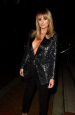 RHIAN SUGDEN Arrives at Mirror Ball at Lowry Hotel in Manchester 03/06/2020