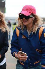 RITA ORA Arrives at Sport Relief in Salford 03/13/2020