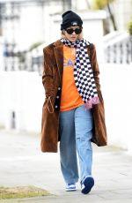 RITA ORA Out Shopping in London 03/18/2020