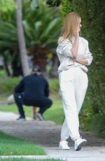 ROSIE HUNTINGTON-WHITELEY Out in Beverly Hills 03/17/2020
