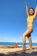 SAMMI HANRATTY in Bikini at a Beach in Hawaii - Instagram Pictures 03/06/2020