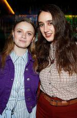 SARA FORESTIER at Chloe Dinner at Paris Fashion Week 02/27/2020