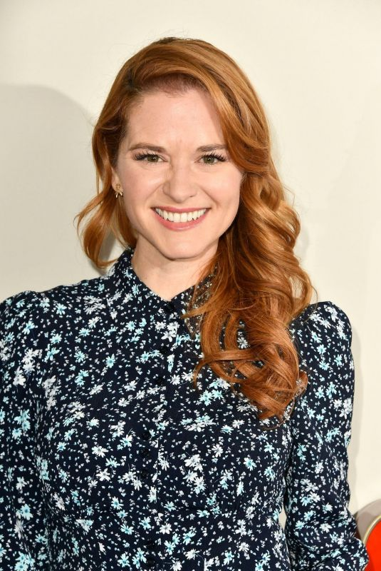 SARAH DREW at I Still Believe Premiere in Hollywood 03/07/2020