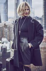 SASHA LUSS in Elle Magazine, Russia August 2019
