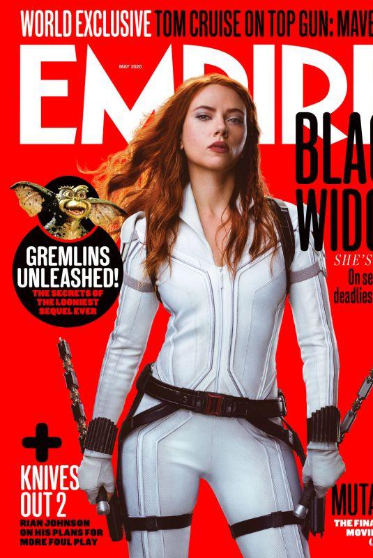 SCARLETT JOHANSSON in Empire Magazine, May 2020