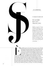 SCARLETT JOHANSSON in F Magazine, March 2020