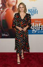 SOPHIE REYNOLDS at Stargirl Premiere in Hollywood 03/10/2020