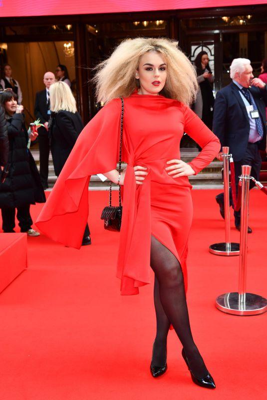 TALLIA STORM at Prince's Trust TK Maxx and Homesense Awards in London 03/11/2020