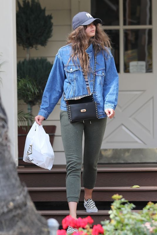 TAYLOR HILL Out and About in Beverly Hills 03/11/2020