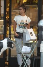 TAYLOR HILL Out Shopping in West Hollywood 03/10/2020