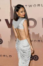 THANDIE NEWTON at Westworld, Season 3 Premiere in Hollywood 03/05/2020