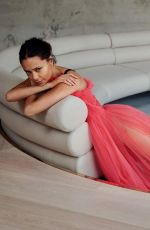 THANDIE NEWTON in The Edit by Net-a-porter Magazine, March 2020