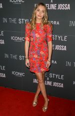 TILLY KEEPER at In the Style x Jacqueline Jossa Launch Party in London 02/27/2020