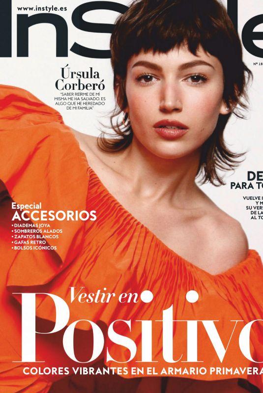URSULA CORBERO in Instyle Magazine, Spain April 2020