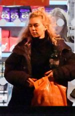 VANESSA KIRBY Out Shopping in London 03/20/2020