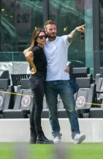 VICTORIA and David BECkHAM with Family and Ffriends in Miami 03/14/2020