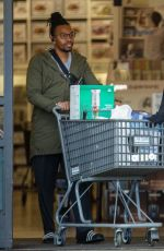 ZENDAYA COLEMAN Leaves a Grocery Store in Los Angeles 03/17/2020