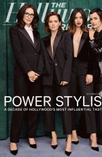 ZOEY DEUTCH and ANA DE ARMAS in The Hollywood Reporter, Power Stylists Issue March 2020
