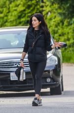 ABIGAIL SPENCER Out and About in Studio City 03/31/2020