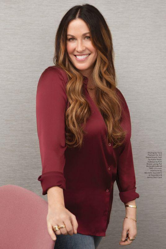 ALANIS MORISSETTE in Health Magazine, May 2020