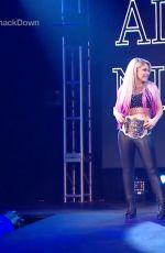ALEXA BLISS at WWE Smackdown in Orlando 04/17/2020