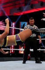 ALEXA BLISS at WWE Wrestlemania 36 in Orlando 04/04/2020