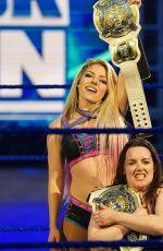 ALEXA BLISS - WWE Smackdown in Orlando 04/10/2020